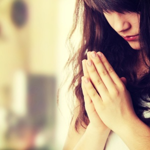 dealing with stress with prayer