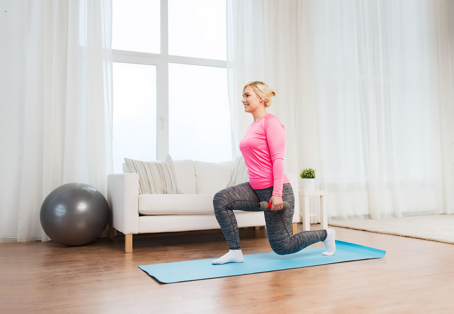 9 Benefits of at-home workouts