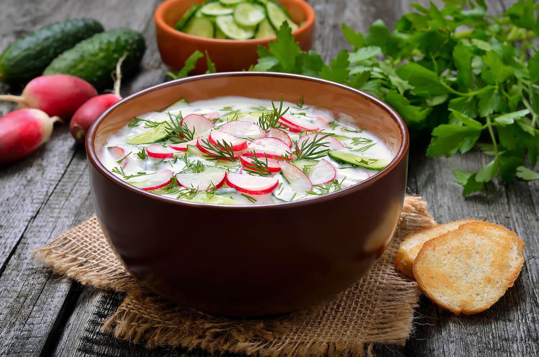 7 benefits of eating soup, no matter the season