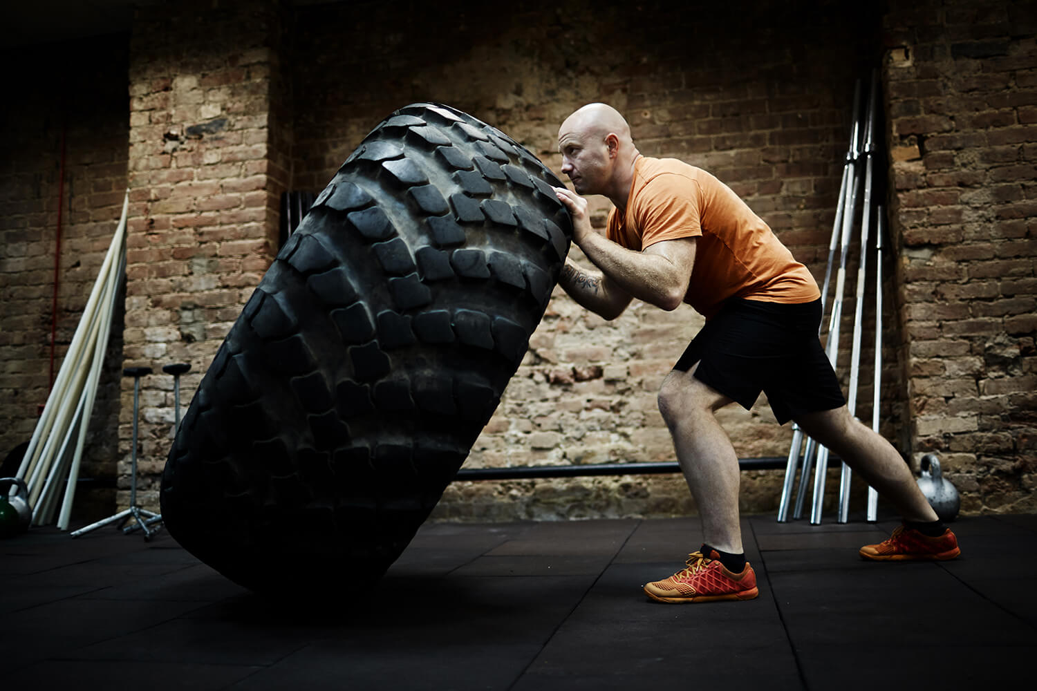 Want a real challenge in your workout?