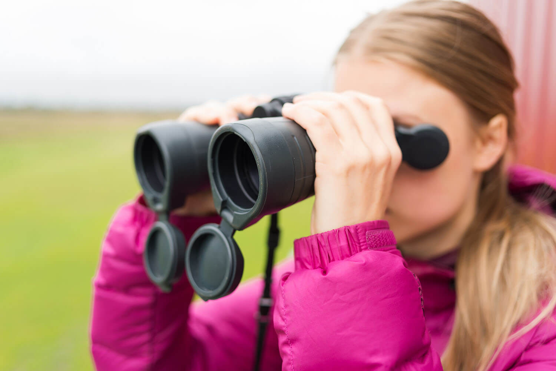 Put Down the Binoculars