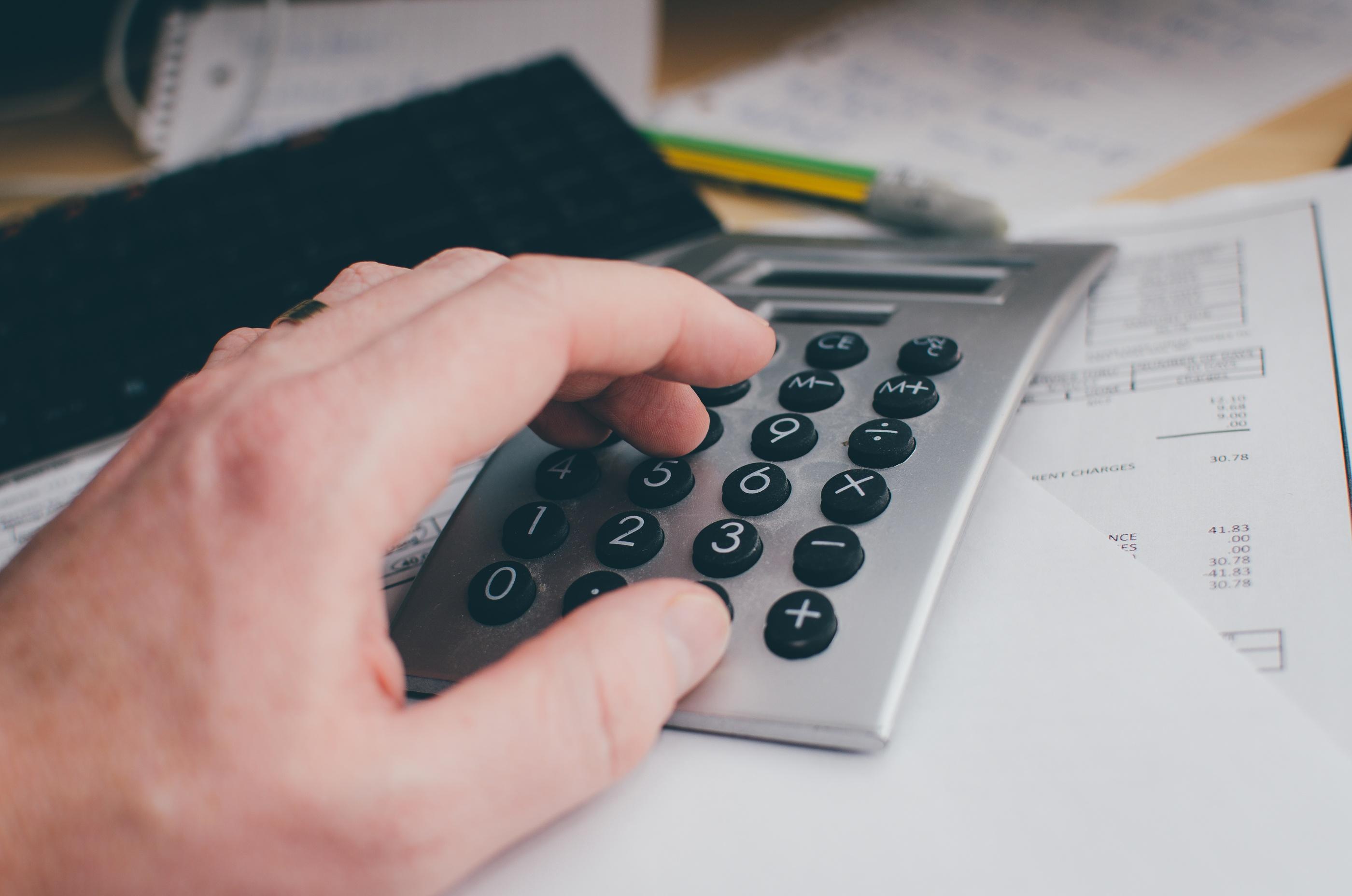 Tool to calculate saving money