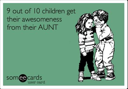 Aunt meme