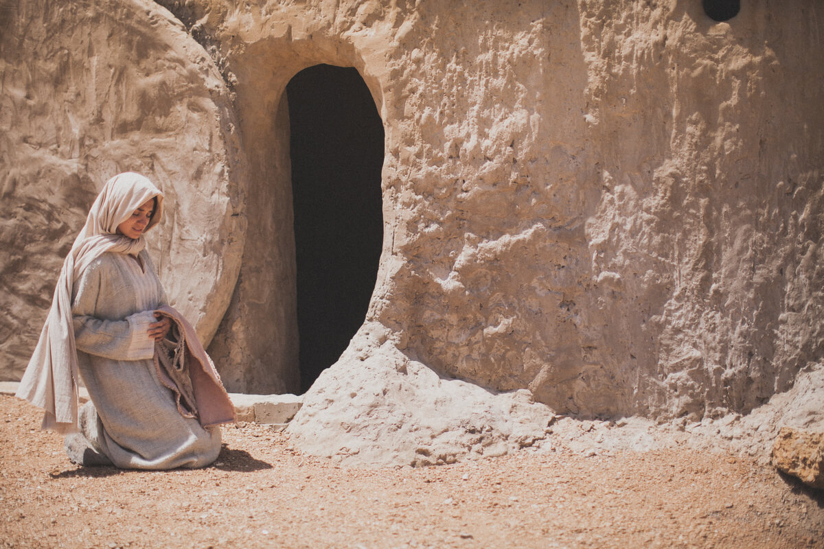 The Tomb Really Is Empty!